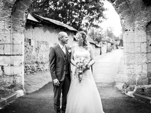 Le mariage de Frédéric et Sonia à La Saussaye, Eure 37