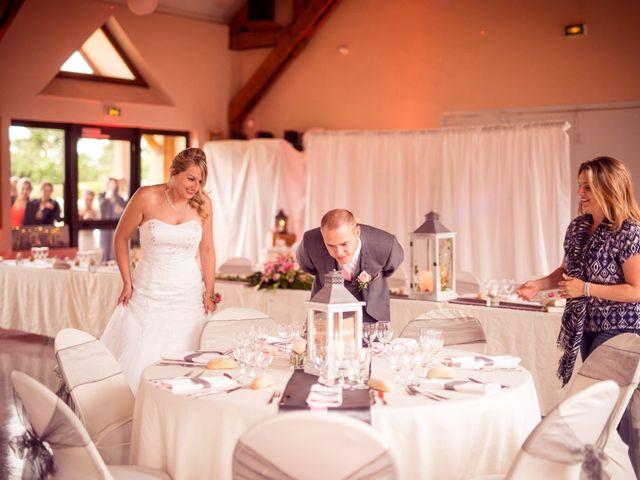 Le mariage de Frédéric et Sonia à La Saussaye, Eure 56