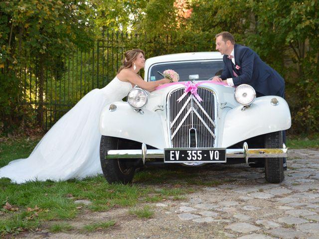 Le mariage de Nicolas et Fatenne à Champs-Sur-Marne, Seine-et-Marne 36