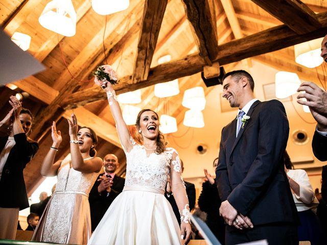 Le mariage de Elvina et Raphaël