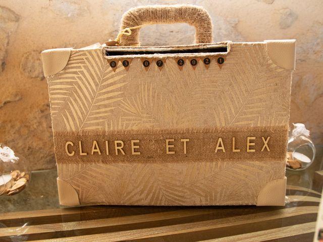 Le mariage de Alexandre et Claire à Rimons, Gironde 9