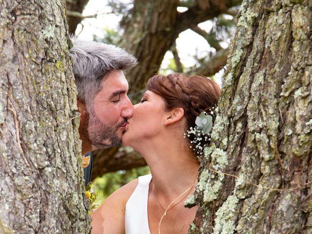 Le mariage de Alexandre et Claire à Rimons, Gironde 24