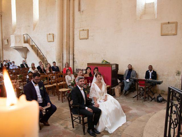 Le mariage de Alexandre et Claire à Rimons, Gironde 33