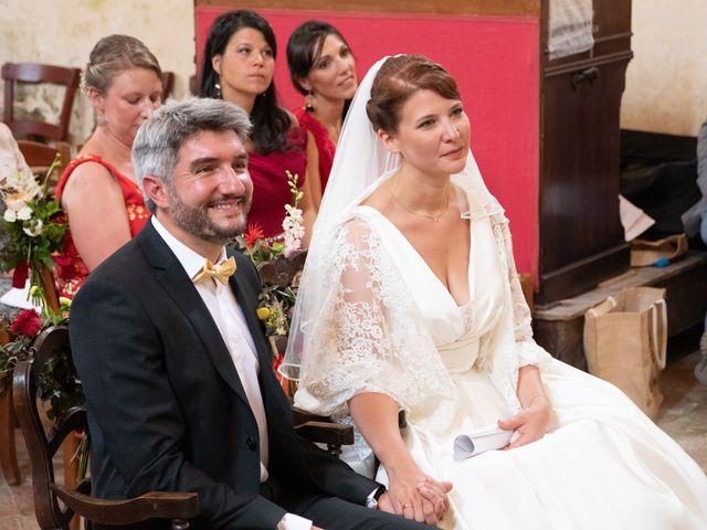 Le mariage de Alexandre et Claire à Rimons, Gironde 34