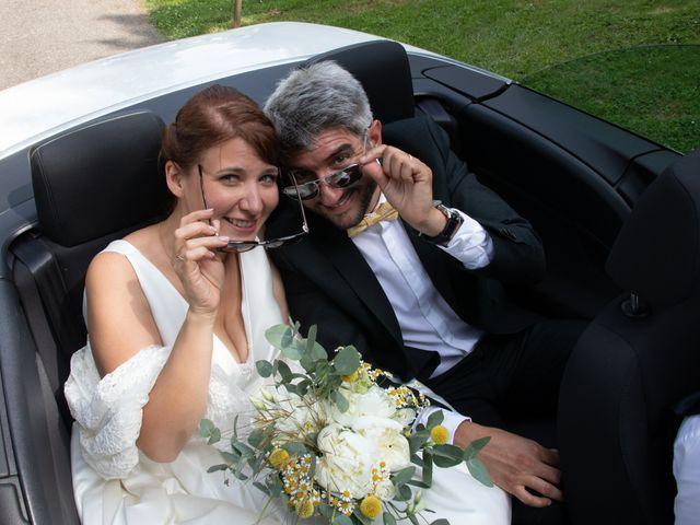 Le mariage de Alexandre et Claire à Rimons, Gironde 38