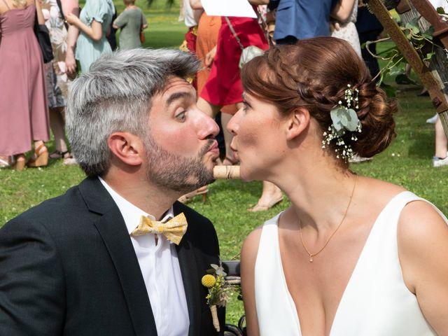 Le mariage de Alexandre et Claire à Rimons, Gironde 42