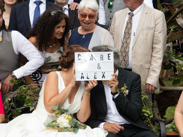 Le mariage de Alexandre et Claire à Rimons, Gironde 43