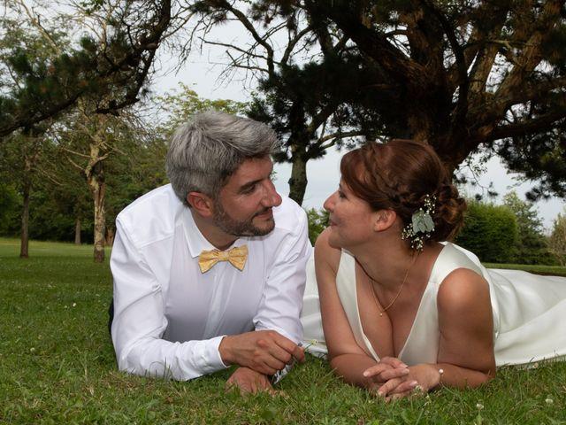 Le mariage de Alexandre et Claire à Rimons, Gironde 45
