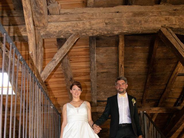 Le mariage de Alexandre et Claire à Rimons, Gironde 46
