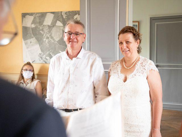 Le mariage de Denis et Séverine à Bussy-Saint-Martin, Seine-et-Marne 1