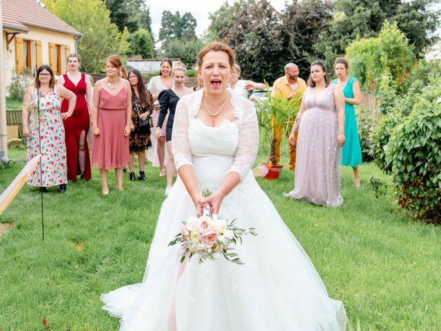 Le mariage de Denis et Séverine à Bussy-Saint-Martin, Seine-et-Marne 15