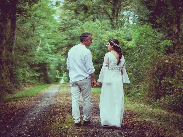 Le mariage de Laurent et Stella à Benassay, Vienne 1