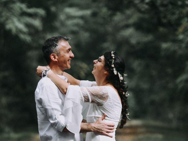 Le mariage de Laurent et Stella à Benassay, Vienne 3
