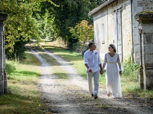 Le mariage de Laurent et Stella à Benassay, Vienne 4