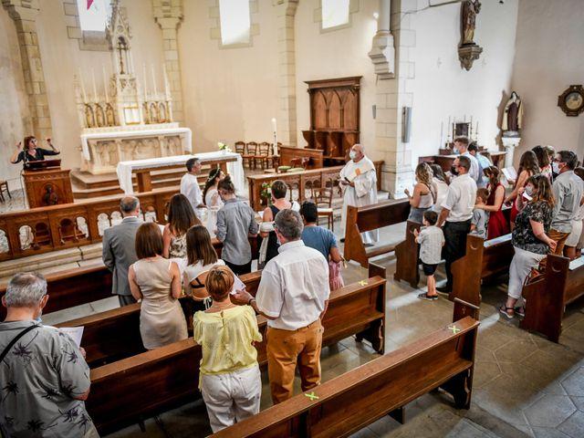 Le mariage de Laurent et Stella à Benassay, Vienne 18