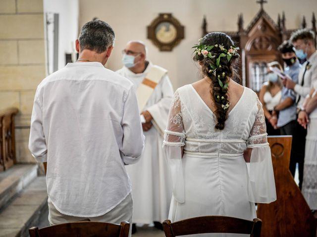 Le mariage de Laurent et Stella à Benassay, Vienne 19
