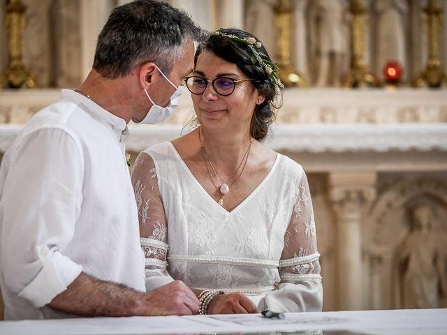 Le mariage de Laurent et Stella à Benassay, Vienne 22