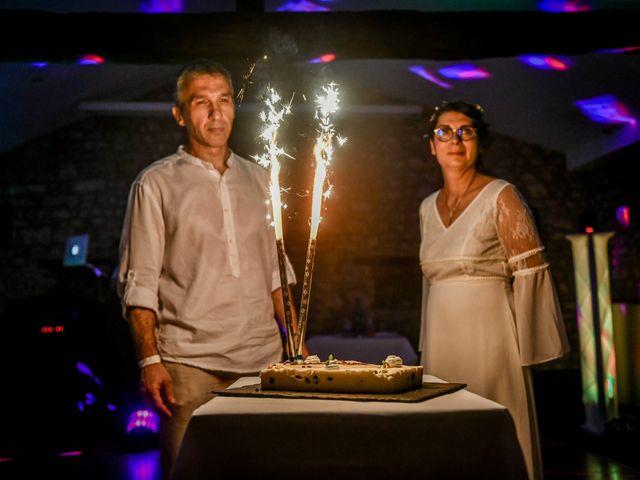 Le mariage de Laurent et Stella à Benassay, Vienne 40