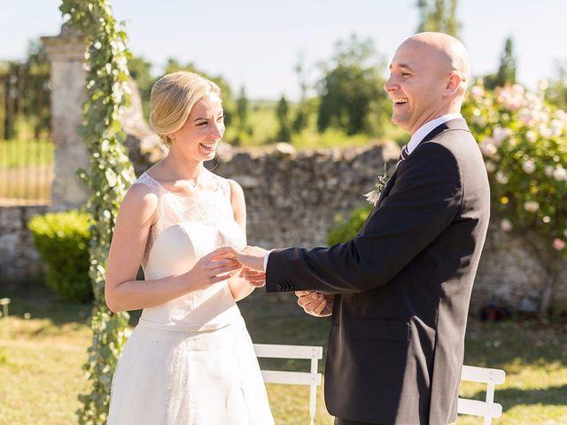 Le mariage de Sarah et Matthiew