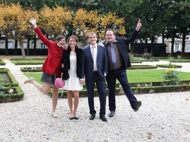 Le mariage de Emmanuel et Florence à Nantes, Loire Atlantique 1