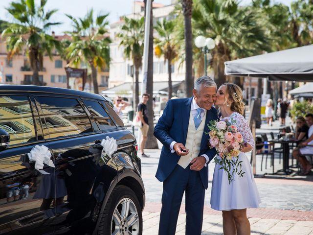 Le mariage de Yoann et Amandine à Sanary-sur-Mer, Var 8