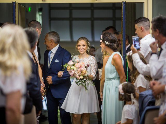 Le mariage de Yoann et Amandine à Sanary-sur-Mer, Var 9