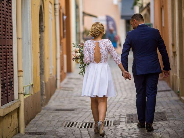 Le mariage de Yoann et Amandine à Sanary-sur-Mer, Var 17