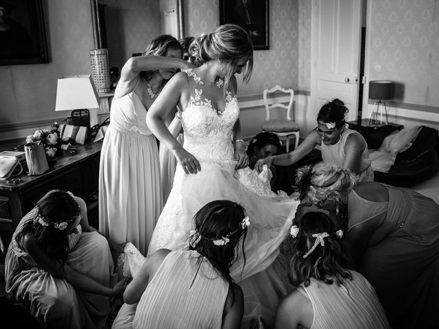 Le mariage de Yoann et Amandine à Sanary-sur-Mer, Var 24