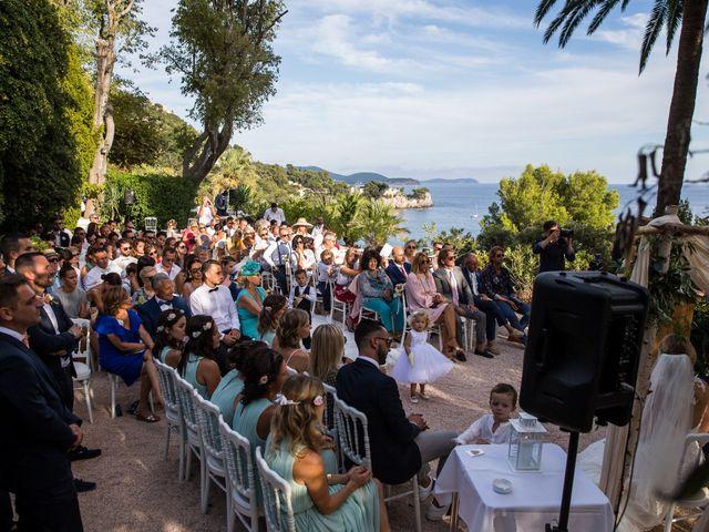 Le mariage de Yoann et Amandine à Sanary-sur-Mer, Var 44