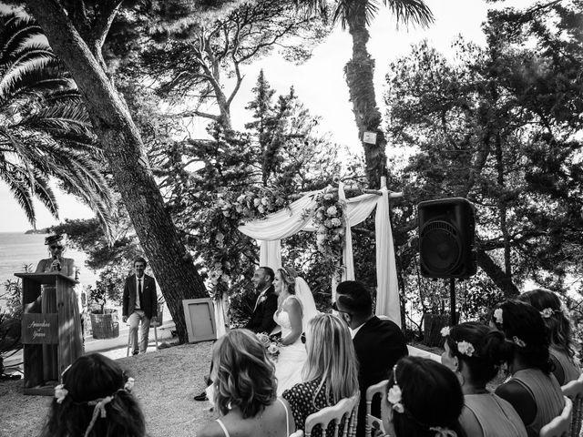 Le mariage de Yoann et Amandine à Sanary-sur-Mer, Var 45
