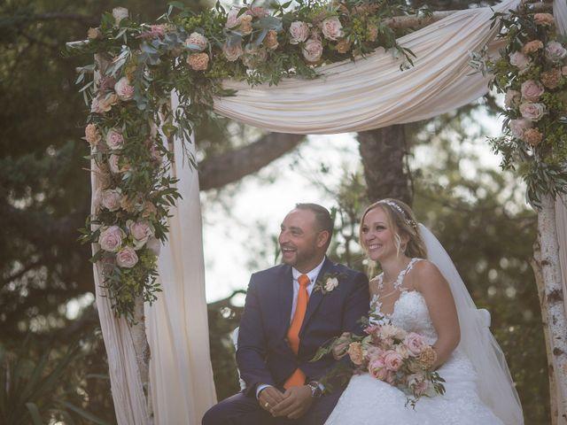Le mariage de Amandine et Yoann