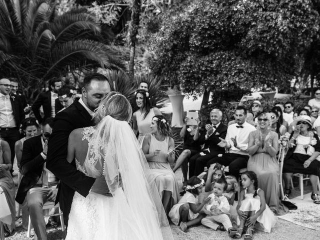Le mariage de Yoann et Amandine à Sanary-sur-Mer, Var 46