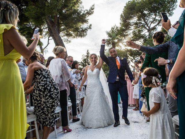 Le mariage de Yoann et Amandine à Sanary-sur-Mer, Var 47