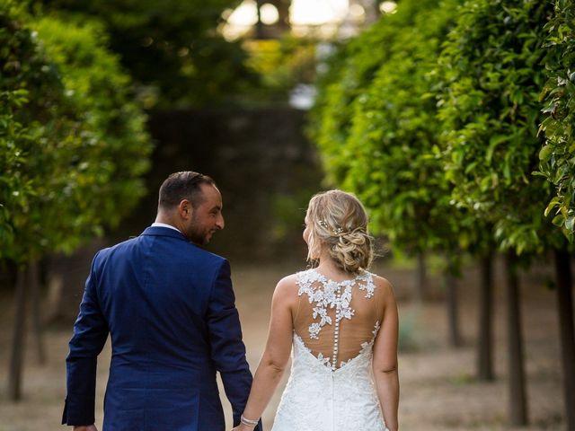 Le mariage de Yoann et Amandine à Sanary-sur-Mer, Var 56