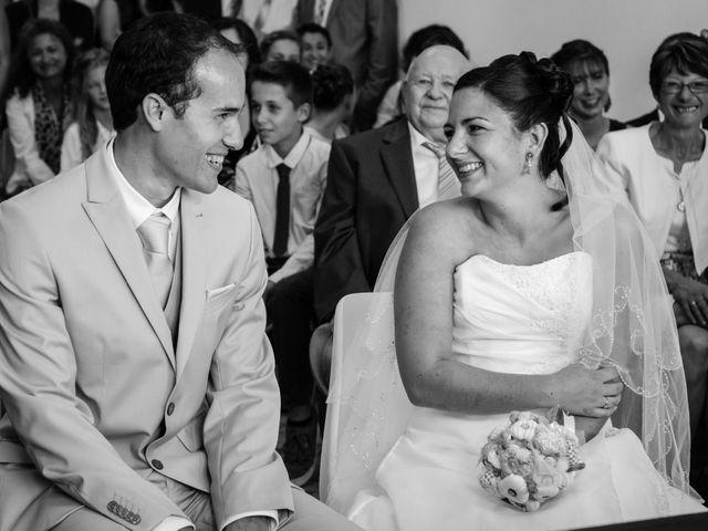 Le mariage de Yannick et Aurélie à Escassefort, Lot-et-Garonne 10