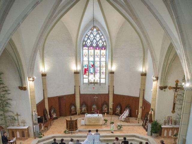 Le mariage de Yannick et Aurélie à Escassefort, Lot-et-Garonne 13