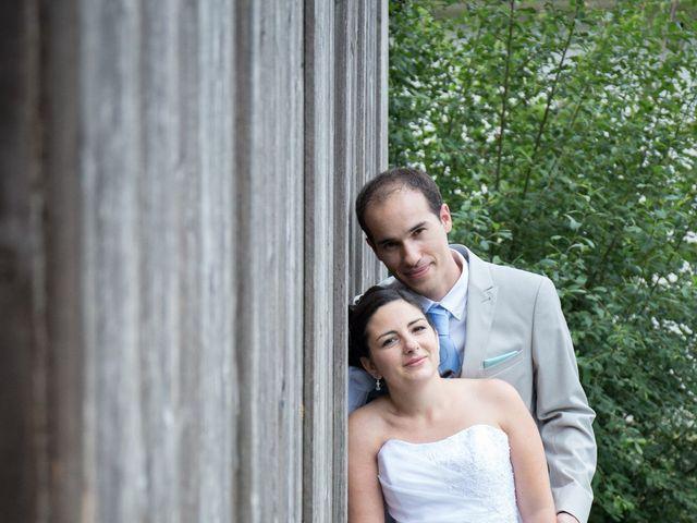 Le mariage de Yannick et Aurélie à Escassefort, Lot-et-Garonne 14