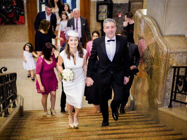 Le mariage de Raphaël et Chloë à Vic-sur-Aisne, Aisne 9