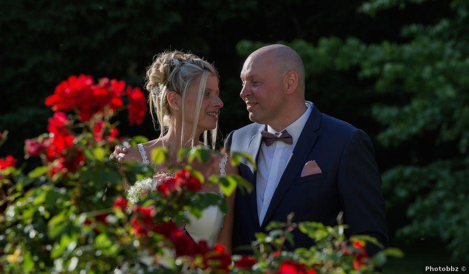 Le mariage de Ludovic et Stephanie à Autheuil, Eure-et-Loir