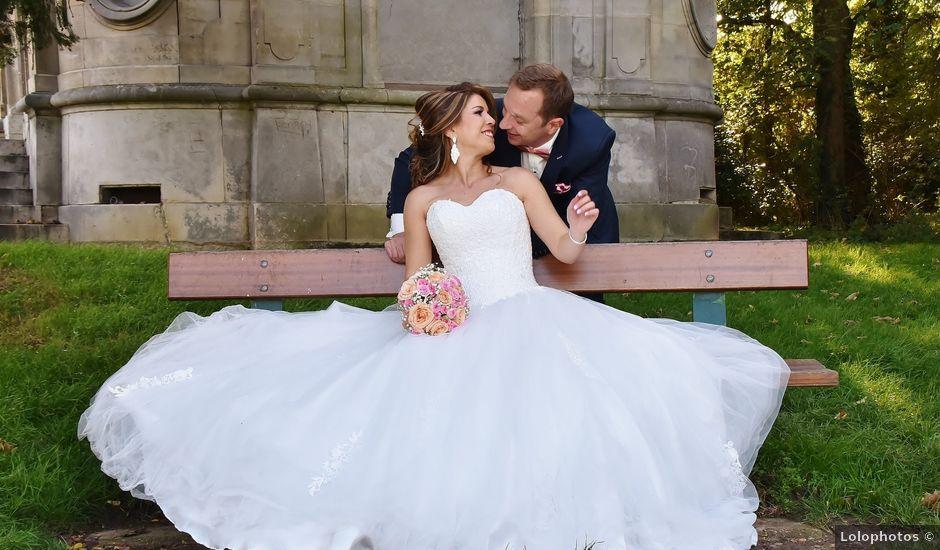 Le mariage de Nicolas et Fatenne à Champs-Sur-Marne, Seine-et-Marne