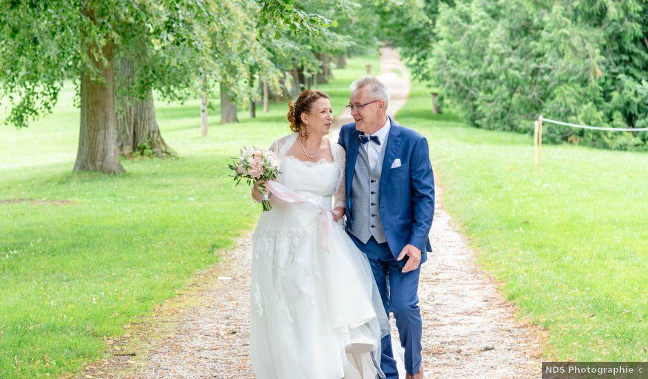 Le mariage de Denis et Séverine à Bussy-Saint-Martin, Seine-et-Marne