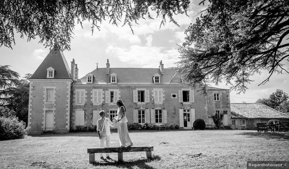 Le mariage de Laurent et Stella à Benassay, Vienne