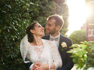 Le mariage de Gwendoline   et Romain