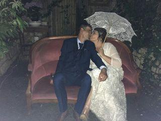 Le mariage de Cathy et David