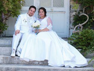 Le mariage de Annaëlle et Morgan