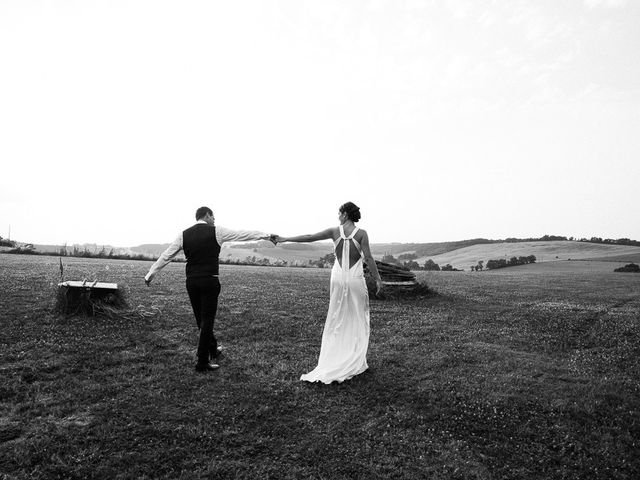 Le mariage de Max et Maryline à Jégun, Gers 11