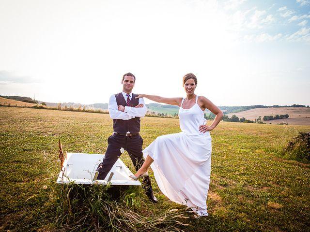 Le mariage de Max et Maryline à Jégun, Gers 12