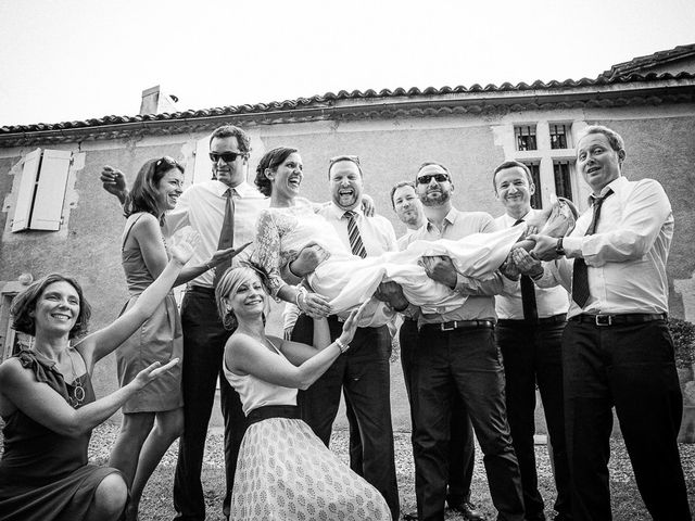 Le mariage de Max et Maryline à Jégun, Gers 25