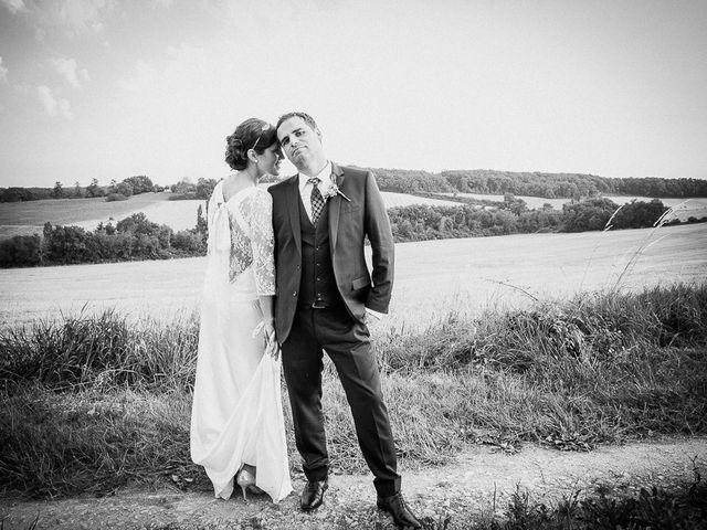 Le mariage de Max et Maryline à Jégun, Gers 27