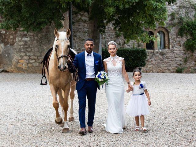 Le mariage de Alicia et Mickael